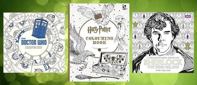 Voll im Trend: Malbücher für Erwachsene | Was liest du?
