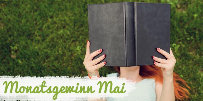 Monatsgewinnspiel Mai: Gewinne dein Wunschregal und Überraschungsbücher