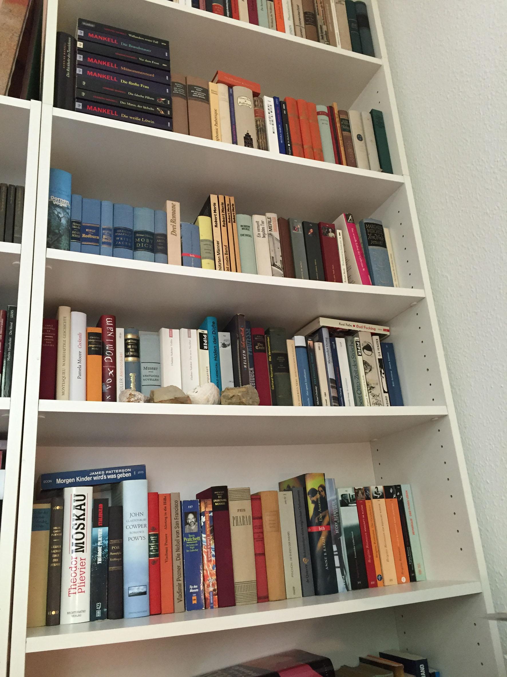 Wie Sortiert Ihr Eure Bucher Was Liest Du