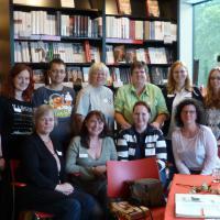 das erste Treffen am 14. Juni 2014