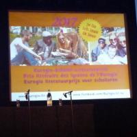Startbild vom Euregio-Schüler-Literaturwettbewerb