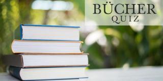 Das Bücher Quiz - Teste Dein Bücher-Wissen