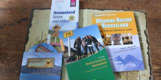 Bücher über Work & Travel Neuseeland