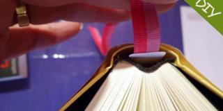 DIY: Lesebändchen selbstgemacht