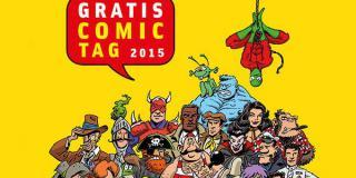 Gratis Comic Tag 2015 inkl. Gewinnspiel / (c) gratiscomictag.de