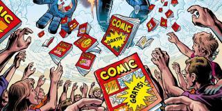 Gratis Comic Tag 2016 - Komplettpaket der Comics zu gewinnen