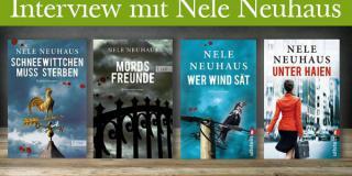 Interview mit Nele Neuhaus