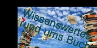Wissenswertes rund um Bücher
