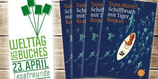 Welttag des Buches - Lesefreunde