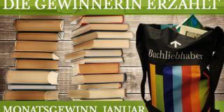 Monatsgewinn Januar: Büchertasche