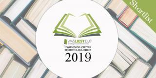 Ungewöhnlichster Buchtitel des Jahres 2019 - Die Shortlist