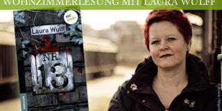 Wohnzimmerlesung mit Laura Wulff