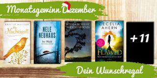 Monatsgewinnspiel Dezember: Gewinne dein Wunschregal