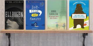 Neue Woche, neue Bücher #05: Frischer Lesestoff!