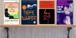 Neue Woche, neue Bücher #04: Frischer Lesestoff!