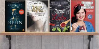 Neue Woche, neue Bücher #03: Frischer Lesestoff!
