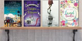 Neue Woche, neue Bücher #19: Frischer Lesestoff!