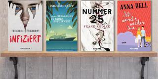 Neue Woche, neue Bücher #27: Frischer Lesestoff! Wochenvorschau Bücher Juli 2017
