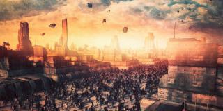 Die 20 mitreißendsten dystopischen Romane: © gremlin istockphoto.com