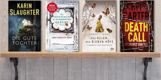 Neue Bücher im August 2017: Neue Woche, neue Bücher #32: Frischer Lesestoff!