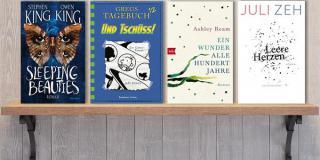 Neue Woche, neue Bücher #46: Frischer Lesestoff! Neue Bücher, die Mitte November 2017 erscheinen