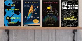 Neue Woche, neue Bücher #14: Frischer Lesestoff! Neue Bücher Anfang April 2017