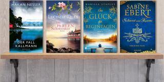 Neue Bücher im November 2017: Neue Woche, neue Bücher #44: Frischer Lesestoff!