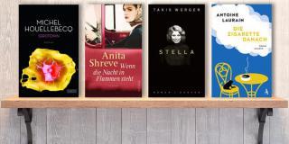 Neue Woche, neue Bücher #02: Frischer Lesestoff! Neue Bücher im Januar 2019