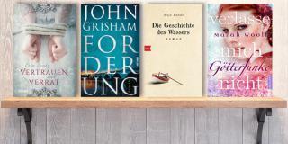 Artikelbild zu den Neuerscheinungen der Woche / Neue Bücher im März