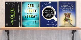 Neue Woche, neue Bücher #31: Frischer Lesestoff! Neue Bücher im August