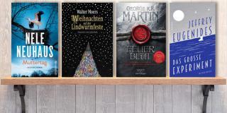 Neue Woche, neue Bücher #47: Frischer Lesestoff im November