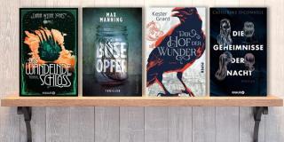 Neue Woche, neue Bücher #49: Frischer Lesestoff!