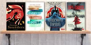 Neue Woche, neue Bücher #44: Frischer Lesestoff im Oktober