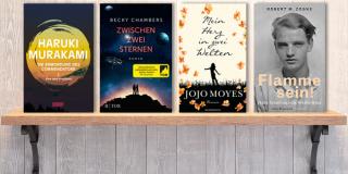 Neue Woche, neue Bücher #04: Frischer Lesestoff! Neue Bücher im Januar 2018