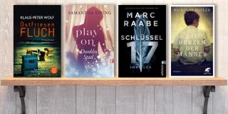 Neue Woche, neue Bücher #06: Frischer Lesestoff! Neue Bücher im Februar 2018