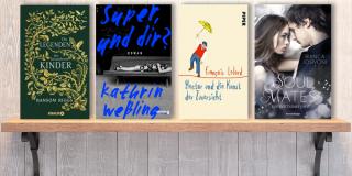 Neue Woche, neue Bücher #14: Frischer Lesestoff! Neue Bücher im April