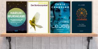 Neue Woche, neue Bücher #16: Frischer Lesestoff! Neue Bücher im April
