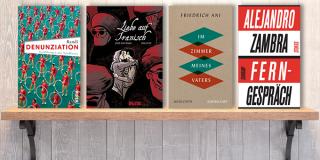 Neue Woche, neue Bücher #18: Frischer Lesestoff!