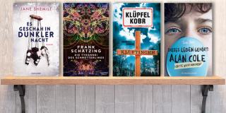Neue Woche, neue Bücher #17: Frischer Lesestoff! Neue Bücher im April 2018