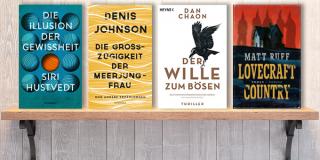 Neue Woche, neue Bücher #20: Frischer Lesestoff! Neue Bücher im Mai