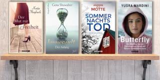 Neue Woche, neue Bücher #18: Frischer Lesestoff! Neue Bücher im Mai