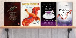 Neue Woche, neue Bücher #22: Frischer Lesestoff im Mai