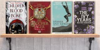 Neue Woche, neue Bücher #26: Frischer Lesestoff! Neue Bücher im Juni