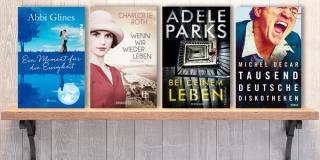 Neue Woche, neue Bücher #27: Frischer Lesestoff! Neuerscheinungen im Juli