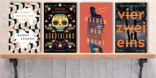 Neue Woche, neue Bücher #34: Frischer Lesestoff! Neue Bücher im August