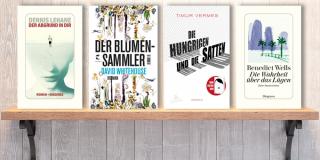 Neue Woche, neue Bücher #35: Frischer Lesestoff! Neue Bücher im August 2018