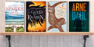 Neue Woche, neue Bücher #36: Frischer Lesestoff! Neue Bücher im September