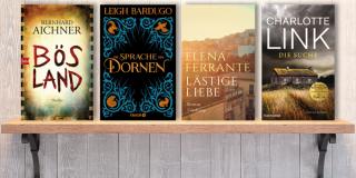 Neue Woche, neue Bücher #40: Frischer Lesestoff! Neue Bücher im Oktober