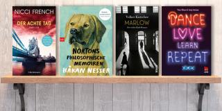 Neue Woche, neue Bücher #44: Frischer Lesestoff! Neue Bücher im Oktober und November
