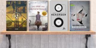 Neue Woche, neue Bücher #51: Frischer Lesestoff! Dezember